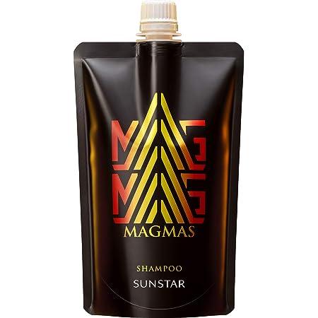 MAGMAS(マグマス) メンズ 亜鉛導入 シャンプー ボリュームアップ & スカルプケア エナジーハーブタイプ 詰替え用 320ml