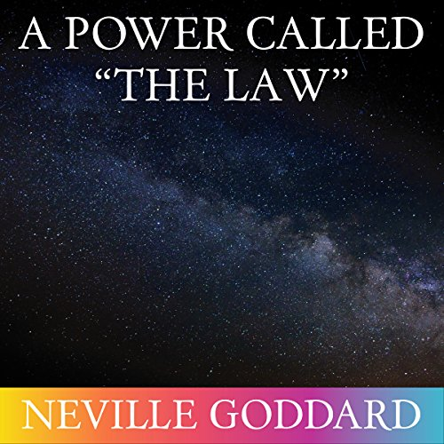 "A Power Called ""The Law"" audiobook cover art"