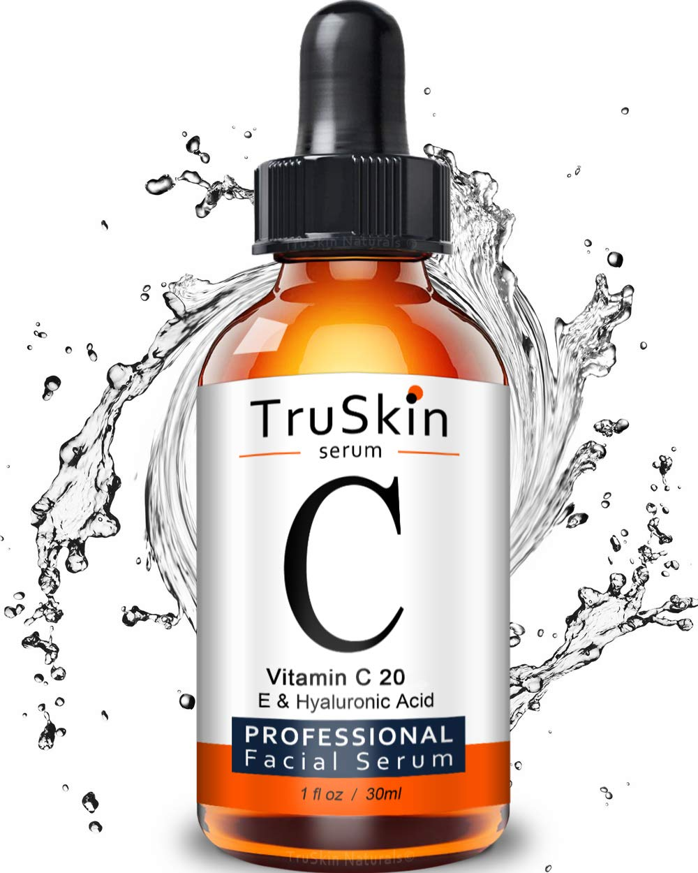 TruSkin Naturals Vitamin Topical Hyaluronic