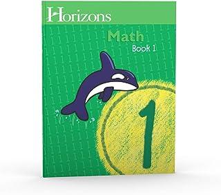 Horizons 1st Grade Math Student Book 1 (Lifepac)