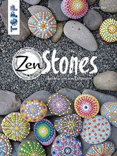 ZenStones (kreativ.kompakt.): Mandalasteine zum Entspannen