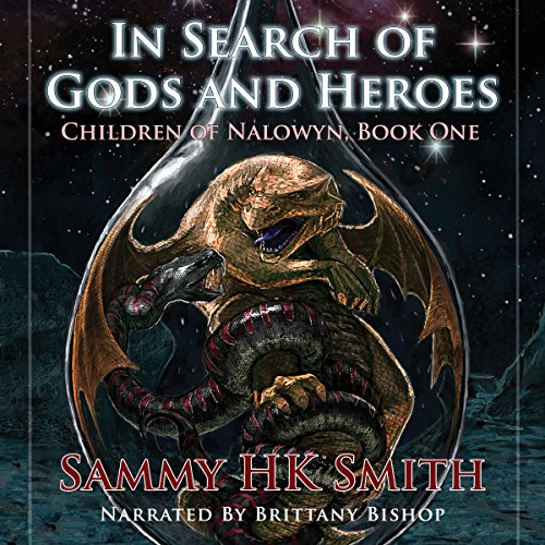 In Search of Gods and Heroes cover art