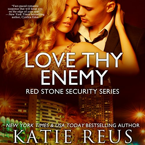 Love Thy Enemy audiobook cover art