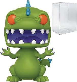 Funko Pop! Animation: Rugrats - Reptar Vinyl Figure (Bundled with Pop BOX PROTECTOR CASE)