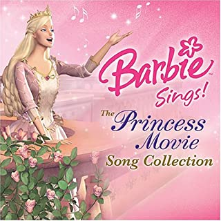 Best barbie sings! the princess movie song collection Reviews
