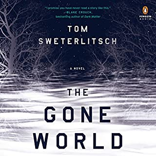 The Gone World                   Written by:                                                                                                                                 Tom Sweterlitsch                               Narrated by:                                                                                                                                 Brittany Pressley                      Length: 13 hrs and 37 mins     36 ratings     Overall 4.4