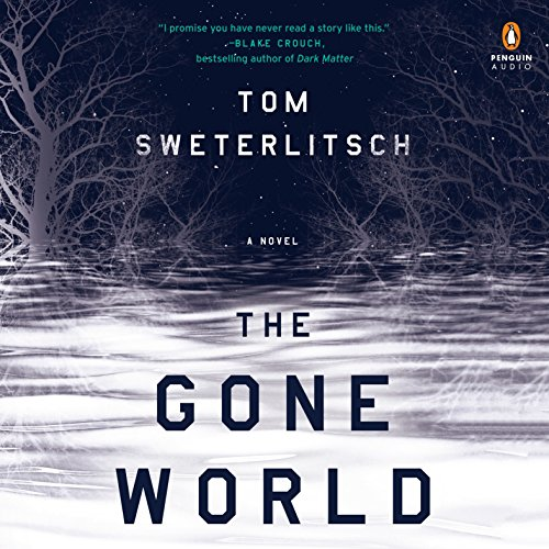 The Gone World                   Written by:                                                                                                                                 Tom Sweterlitsch                               Narrated by:                                                                                                                                 Brittany Pressley                      Length: 13 hrs and 37 mins     38 ratings     Overall 4.4
