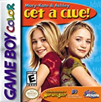 Mary Kate & Ashley Get a Clue / Game
