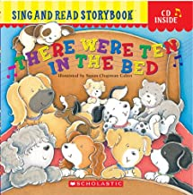 There Were Ten in the Bed (Sing and Read Storybook) (Book & CD)