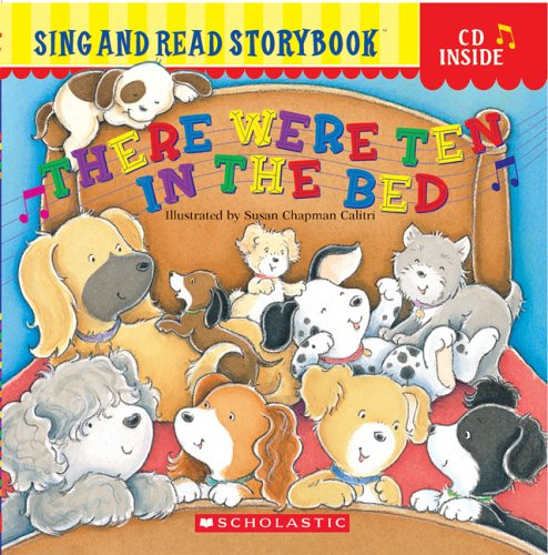 There Were Ten in the Bed (Sing and Read Storybook (Book & CD))の詳細を見る