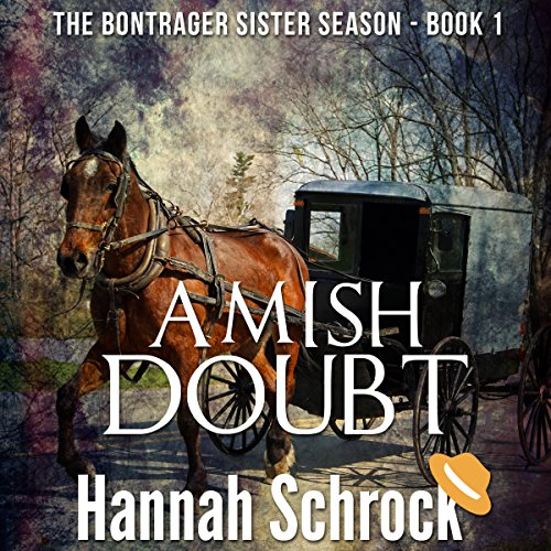 Amish Doubt audiobook cover art