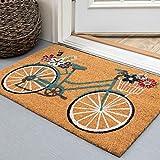 Home Doormat, Indoor/Outdoor Doormat, Rug (Bike)