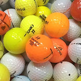 S+Aランク マーカー入りロストボール メーカー各種混合 30球セット