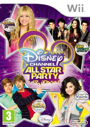 Disney Channel All Star Party (Wii) [Importación inglesa]