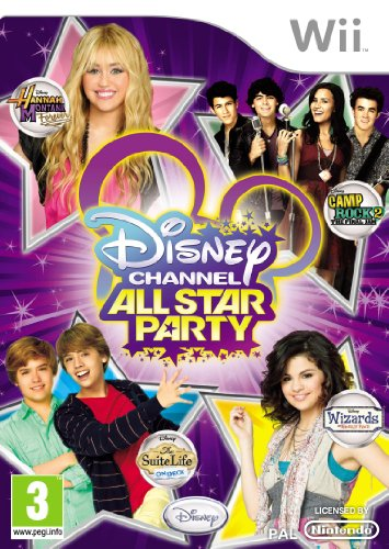 Disney Channel All Star Party (Wii) [Edizione: Regno Unito]