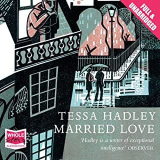 Married Love audiobook cover art