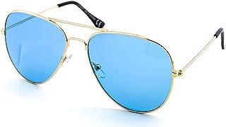 KISS - Gafas de sol Aviador mod. AIR FORCE - hombre mujer DROP classic vintage FASHION