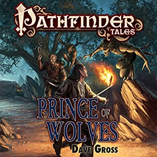 Prince of Wolves cover art
