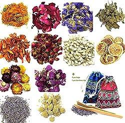Image of Oameusa Dried Flowers,Dried...: Bestviewsreviews