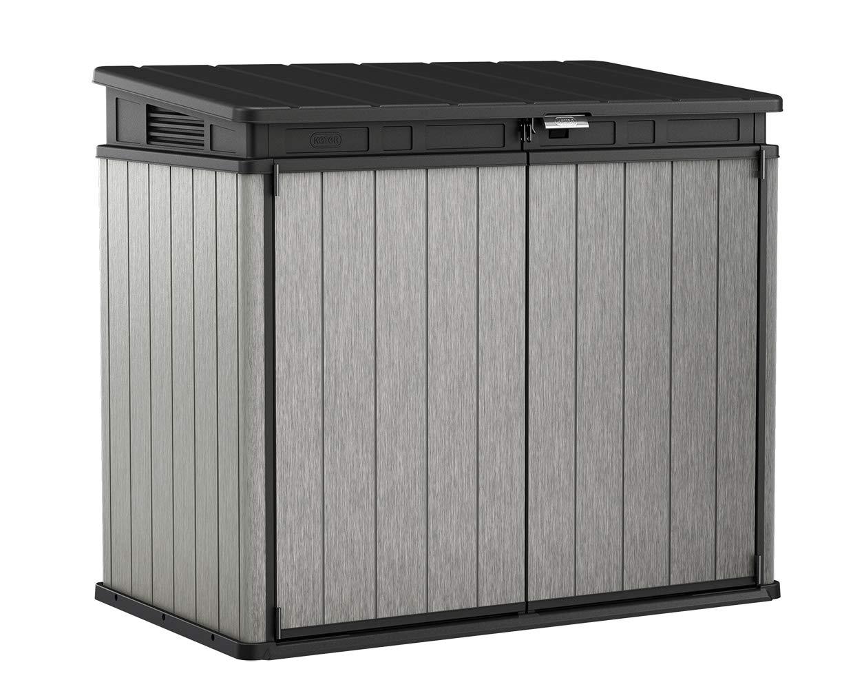 keter outdoor storage