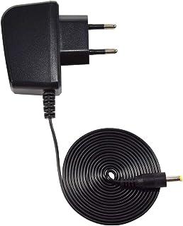 HQRP Adaptador de CA para Omron M5, M5-I, M4-I, M4, M7 Duo (773), M5 Professional, M8 Comfort Plus Tensiómetro electrónico