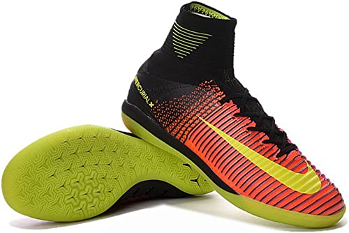 Demonry Chaussures pour Homme mercurialx Proximo Proximo II IC Football Bottes  mode