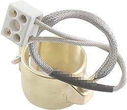 Popular Elektrisch verwarmingselement 50mm ID 50x40 / 50x45 / 50x50 / 50x60mm hoogte messing band kachel Wattage 28 0W / 3...
