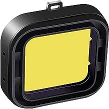 ihen-Tech Underwater Diving Filter Lens Cover Filter for GoPro Hero Camera Black Suit Housing Case-Yrllow