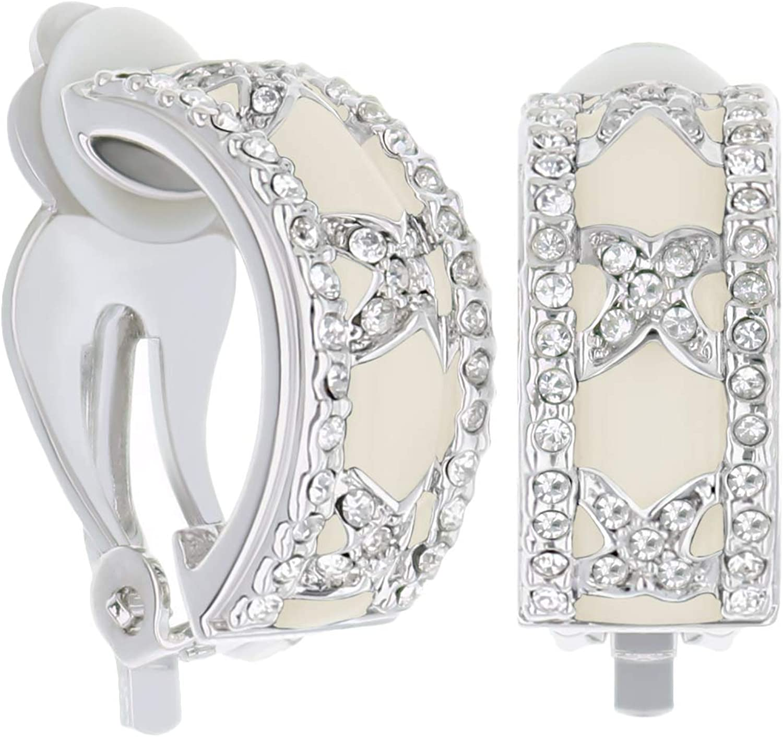 Lga Clip On Earrings - Clip-On