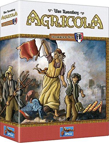 Lookout Games 22160133 22160133-Agricola Erweiterung-Frankreich Deck Spiel