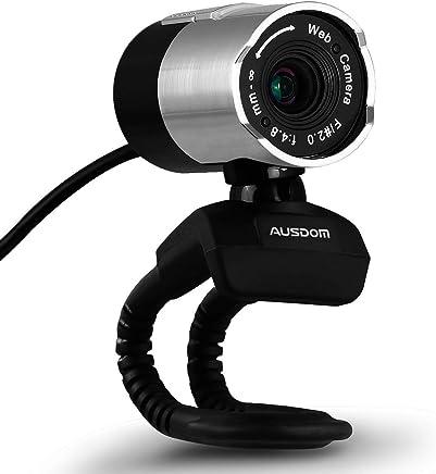 AUSDOM AW335 Webcam, HD Computer Camera, 1080P HD USB Web Camera con Microfono e Autofocus per PC o Laptop, Skype e videochat - Trova i prezzi più bassi