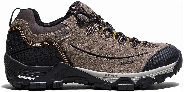 HI HI HI TEC Brauner Mens Navigator Blautooth Guidance Schuh Walking Stiefel, Braun, 41 eff9d7
