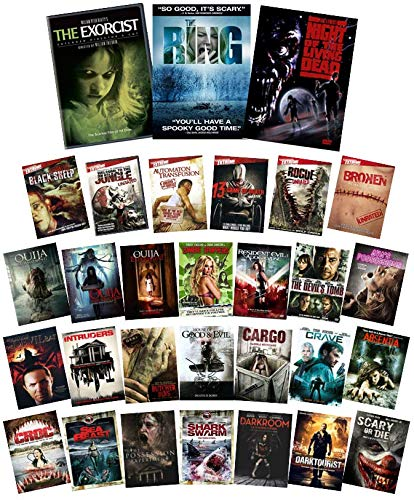Ultimate 30-Movie Horror & Thril...