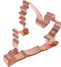 When Pigs Fly - Flying Pig Copper Cookie Cutter