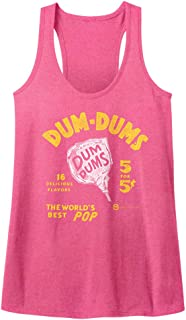 American Classics Dum Dums Sugar Candy Lollipop 5 For 5 Cents Adult Womens Tank Top Tee