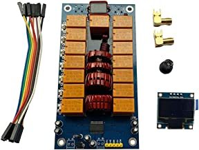 ATU-100 1,8-50 MHz ATU-100mini tuner d'antenne automatique par N7DDC 7 x 7 + kit OLED.