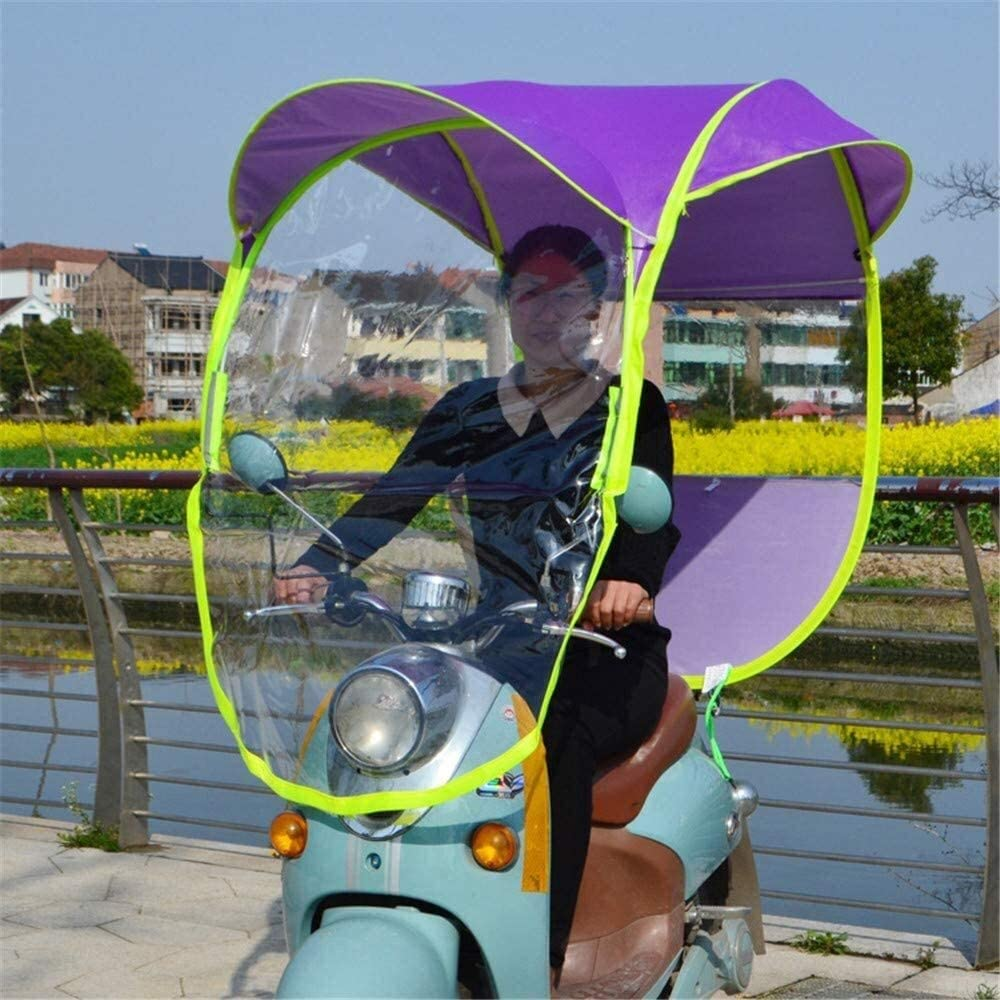 Scooter Battery Car Electric Weekly update Sales of SALE items from new works Univ Waterproof Umbrella Canopy