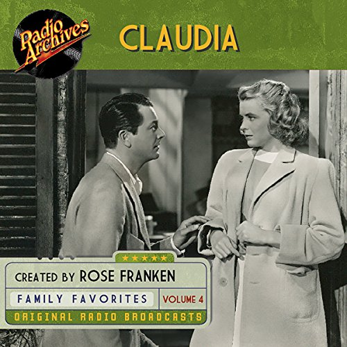 Claudia, Volume 4 audiobook cover art
