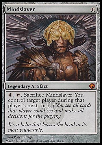 Magic: the Gathering - Mindslaver - Scars of Mirrodin