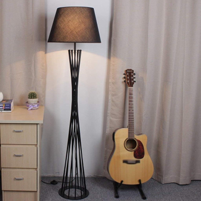 YMWLKE Lichter Moderne minimalistische kreative Design Eisen Schlafzimmer Bedside Esszimmer Wohnzimmer Arbeitszimmer Abdeckung Lampe Tischlampe Stehlampe Originalität by (Farbe   C) B07L4BFB41 | Ausgang