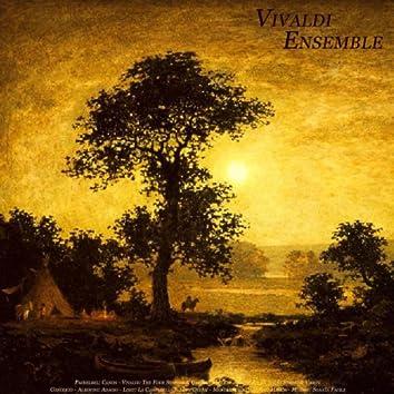 Pachelbel: Canon - Vivaldi: The Four Seasons & Guitar Concerto - Bach: Air On the G String & Violin