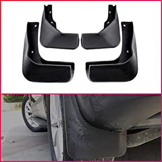 Maite Car Front and Rear Mud Flaps Splash Guards Fender Mudguard for Kia Optima 2017 2018 2019 4Pcs