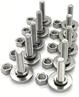 """Stainless Steel Hex Cap Screws // Bolts PT SAE Coarse A2 18-8 5//16/""""-18 x 2/"""""""