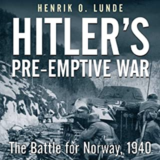 Hitler's Preemptive War cover art