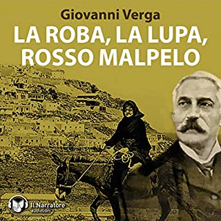 La Roba, La Lupa, Rosso Malpelo copertina