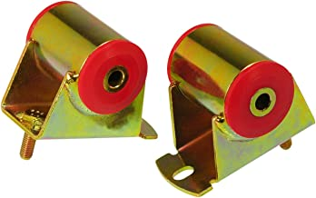Prothane 1-502 Red 6 Cylinder Motor Mount Kit for Jeep YJ and TJ