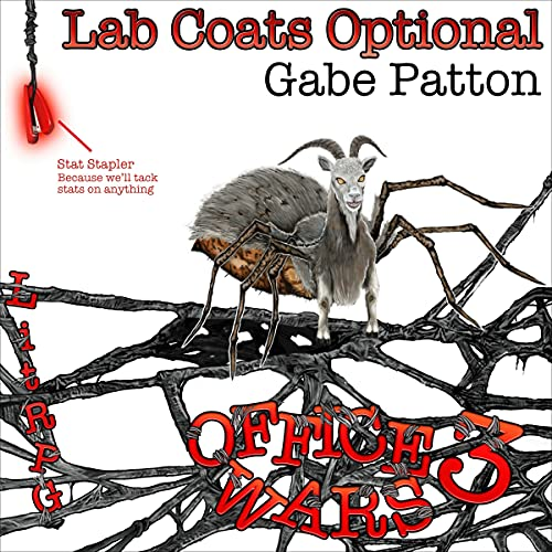 Office Wars: Lab Coats Optional Audiobook By James Patton cover art