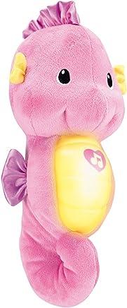 Fisher-Price - Caballito De Mar Dulces Sueños Rosa (Mattel R5534)