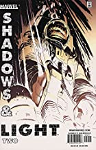 Shadows & Light #2 VF/NM ; Marvel comic book