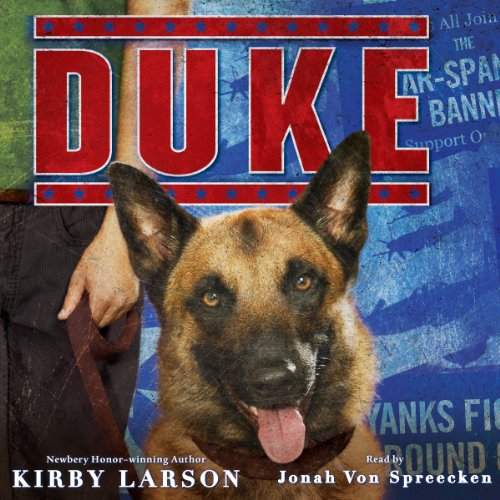Duke audiobook cover art